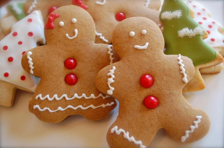November 21: Gingerbread Day
