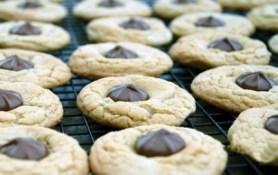 Chocolate Star Cookies recipe