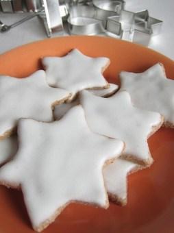 Cinnamon Star Cookies recipe
