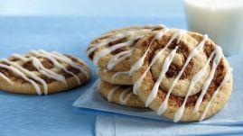 Cinnamon Swirl Cookies recipe