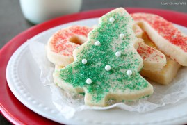 Perfect Sugar Cookie Cut-outs recipe