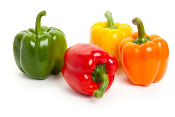 Top 15 Healthiest Vegetables On Earth - 5 Bell peppers
