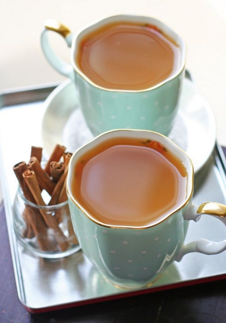 Spiced Hot Apple Cider recipe
