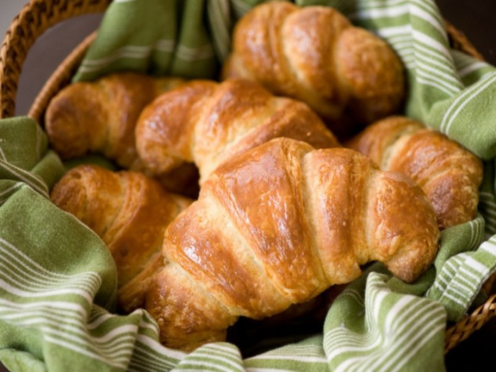 Classic French Croissants Recipe