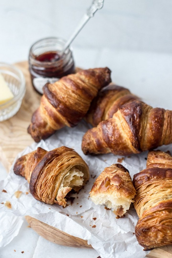 Step-by-Step Croissant Recipe