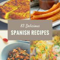 83+ Delicious Spanish Recipes