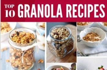Top 10 Delicious Homemade Granola Recipe Ideas
