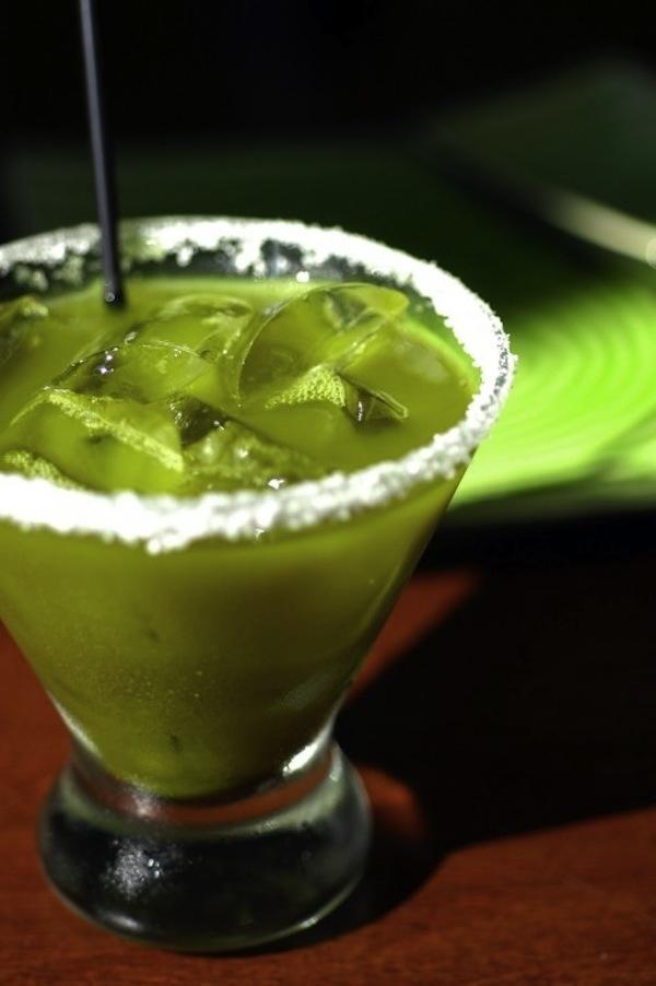 Green Tea Margarita recipe