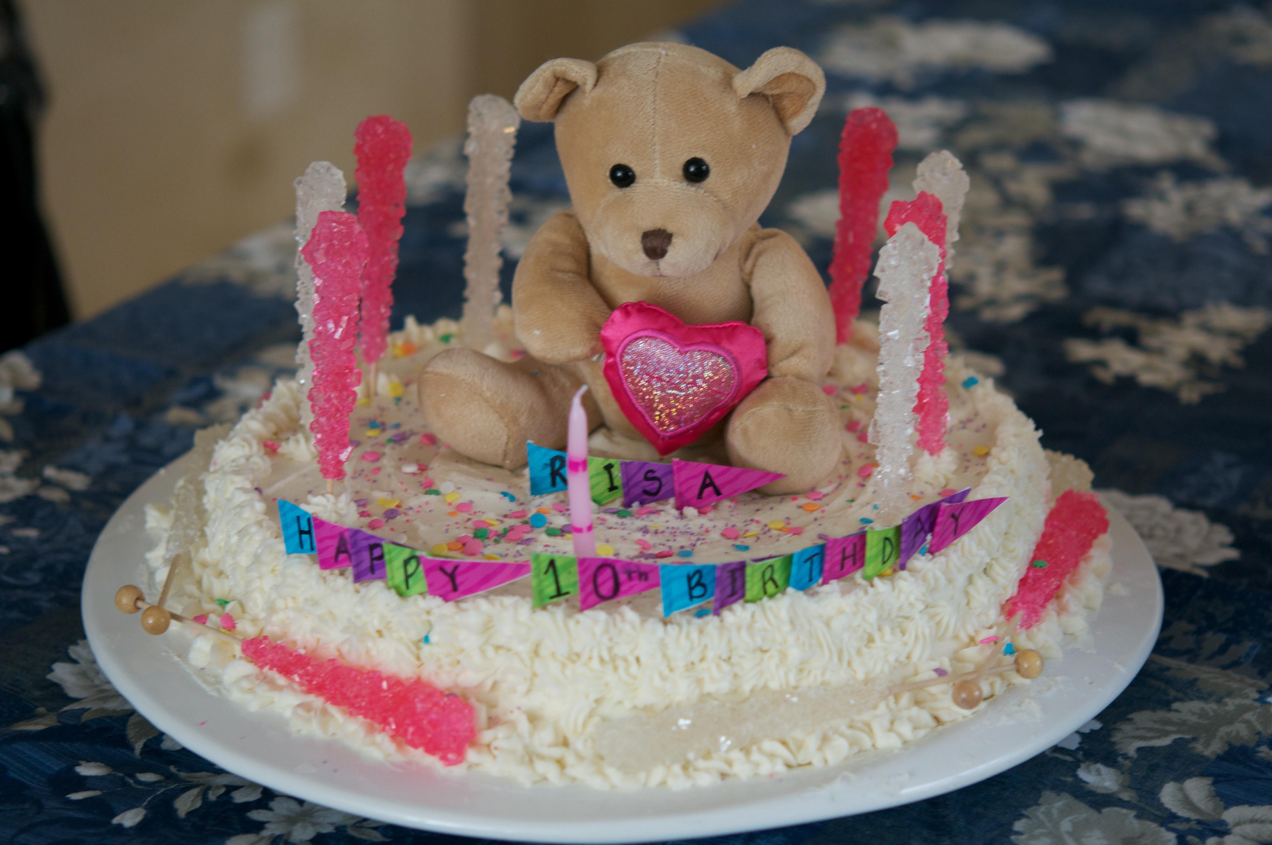 Build A Bear Birthday Party Cake Teddy Bear Cake The Restaurant Fairy S Kitchen