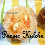 Paneer Kulcha without oven