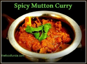 Spicy Mutton Curry