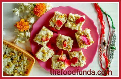 Easy recipe of kalakand