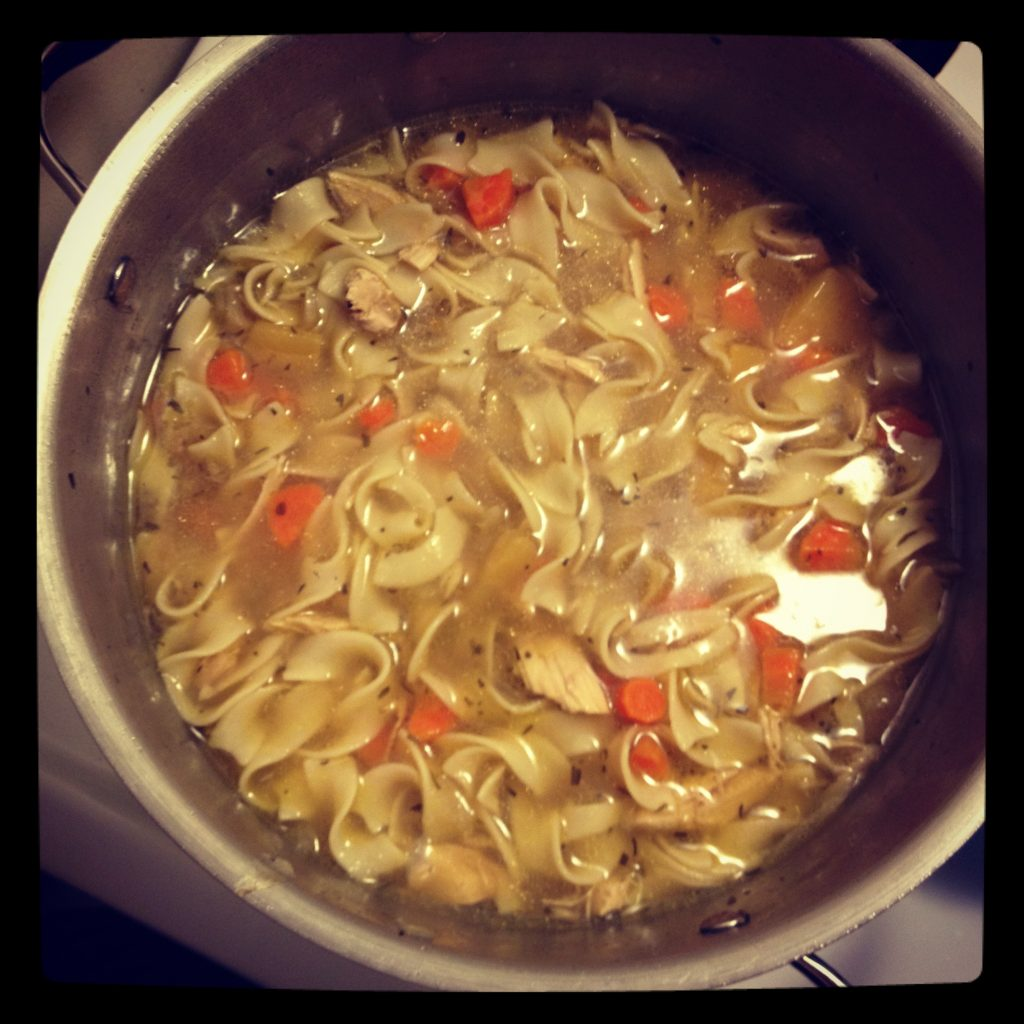 Recipe Turkey Soup