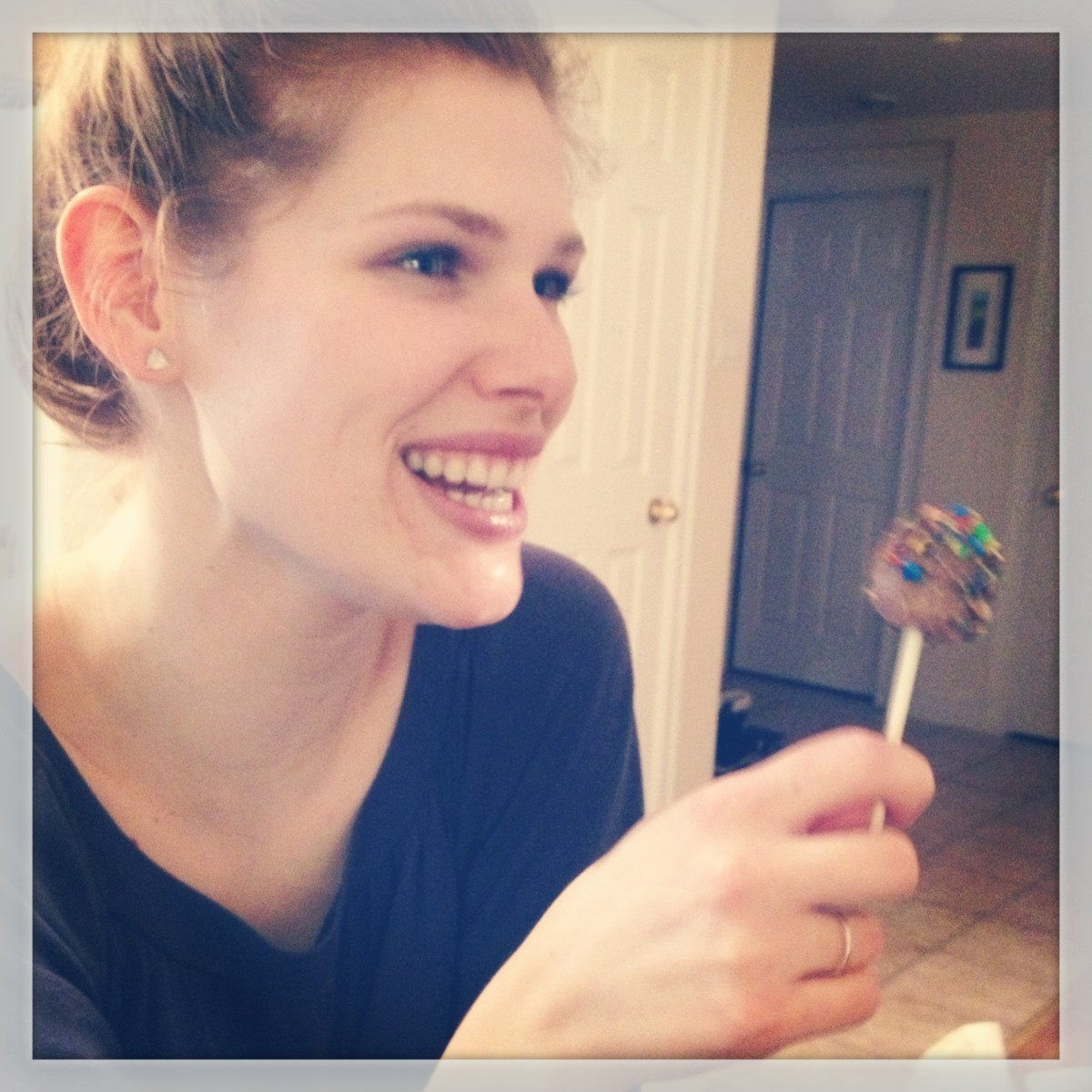 FW FEB- Erin eating pop