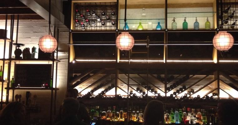 Dinner at Agricola Street Brasserie: Halifax