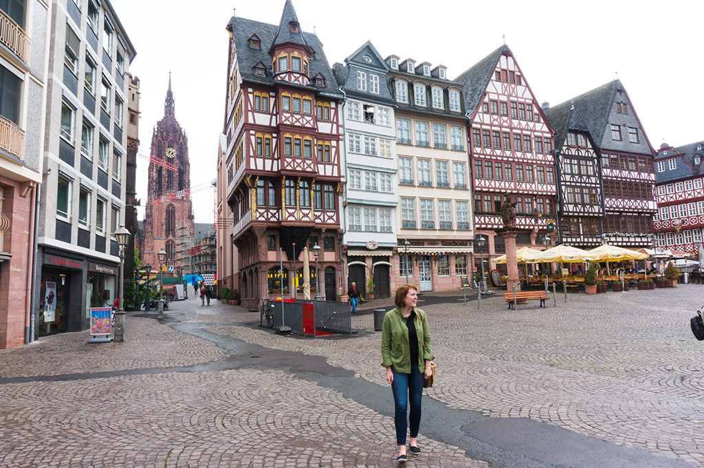 24 Hours in Frankfurt: How to layover like a pro