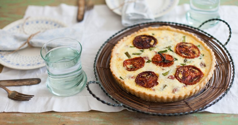 And That's a Quiche: My Foray into Food Film Making