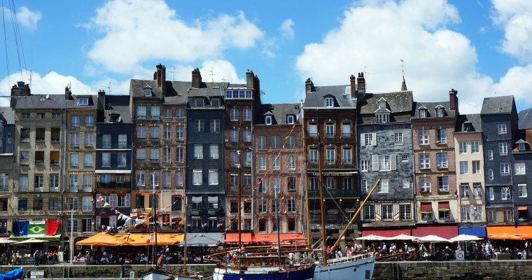 Exploring Honfleur, the most picturesque town in northern France
