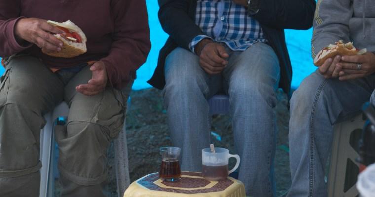 Second Breakfast — the most appreciated meal at Çadır Höyük