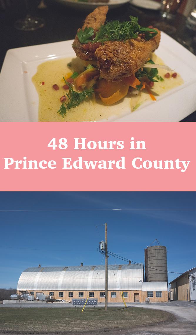 PINTEREST 48 HOURS IN PEC