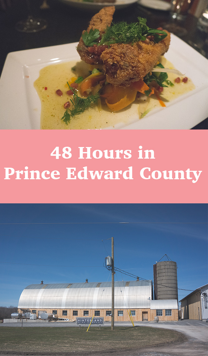PINTEREST 48 HOURS IN PEC