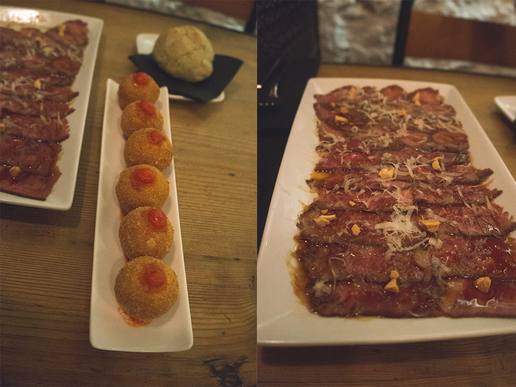 A Barcelona guide to eating Spanish food