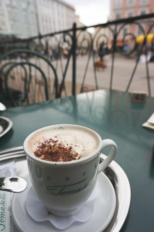 Tomasellis Hot Chocolate Salzburg