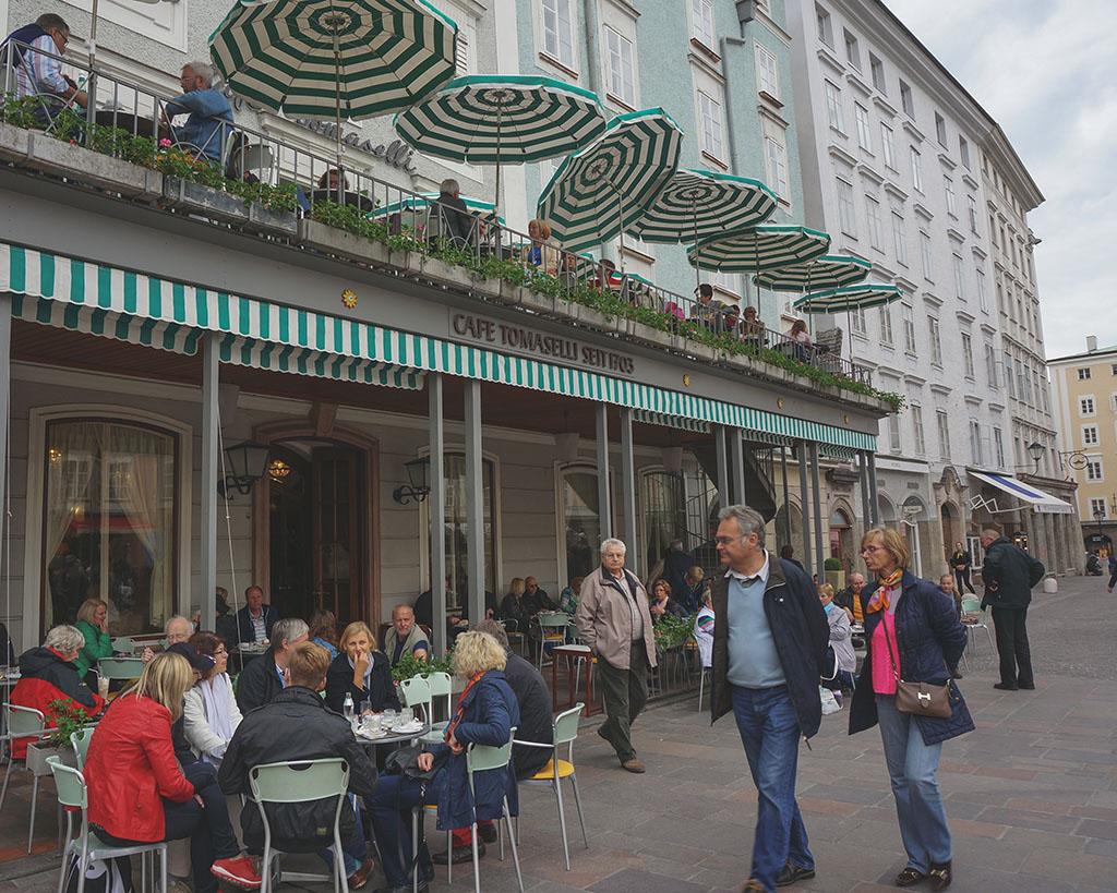 Tomaselli's in Salzburg