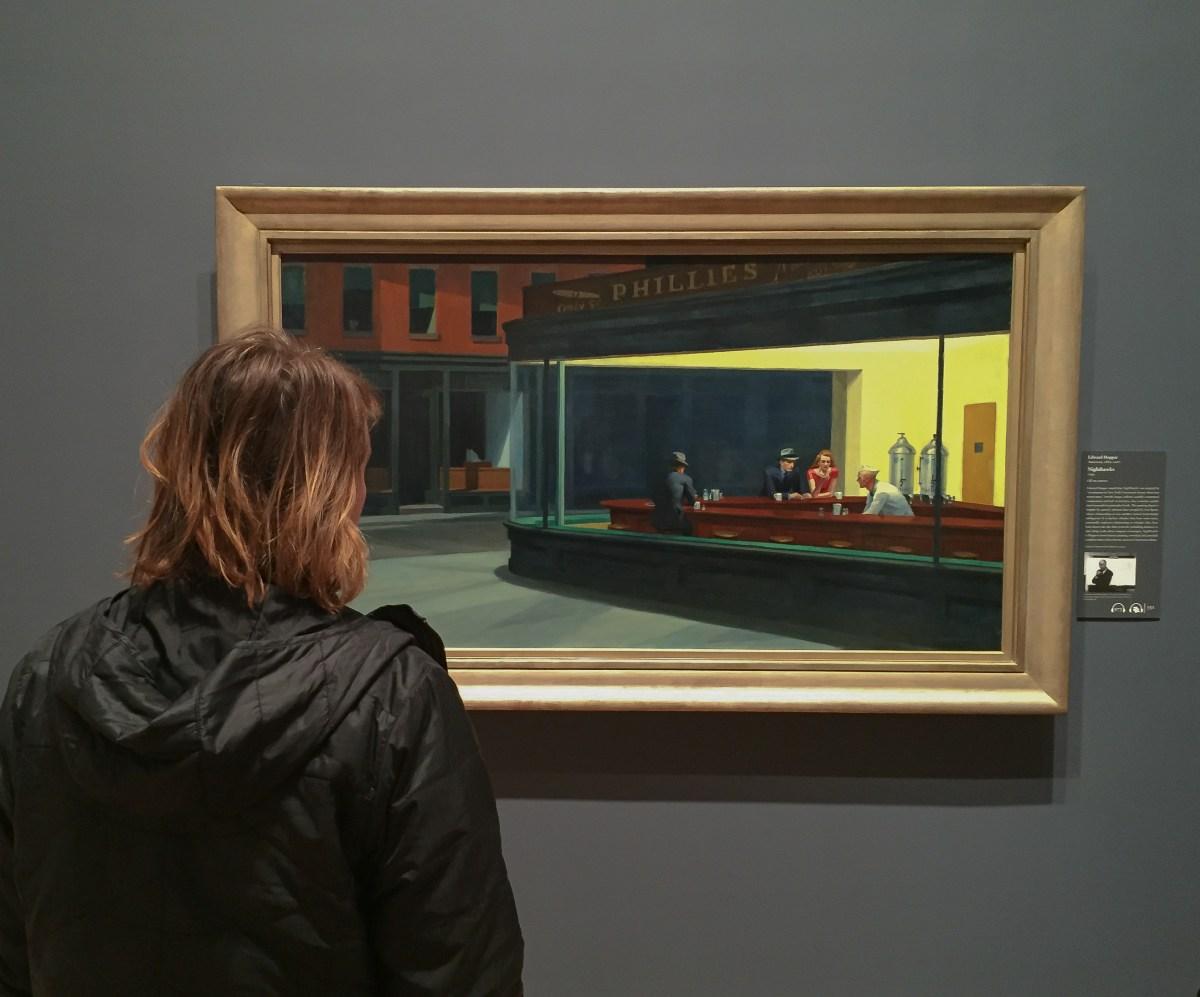 72 Hours in Chicago Art Institute Gabby