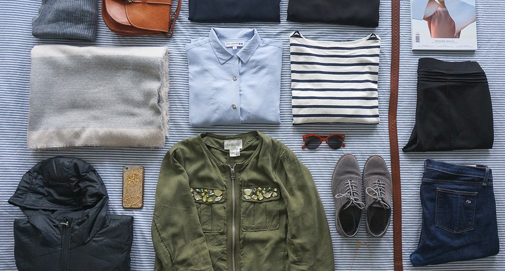 How to pack a carry-on for multi-season trips | Winter/Spring
