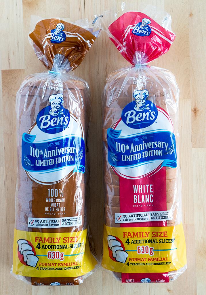 Ben's Bread 110th Anniversary