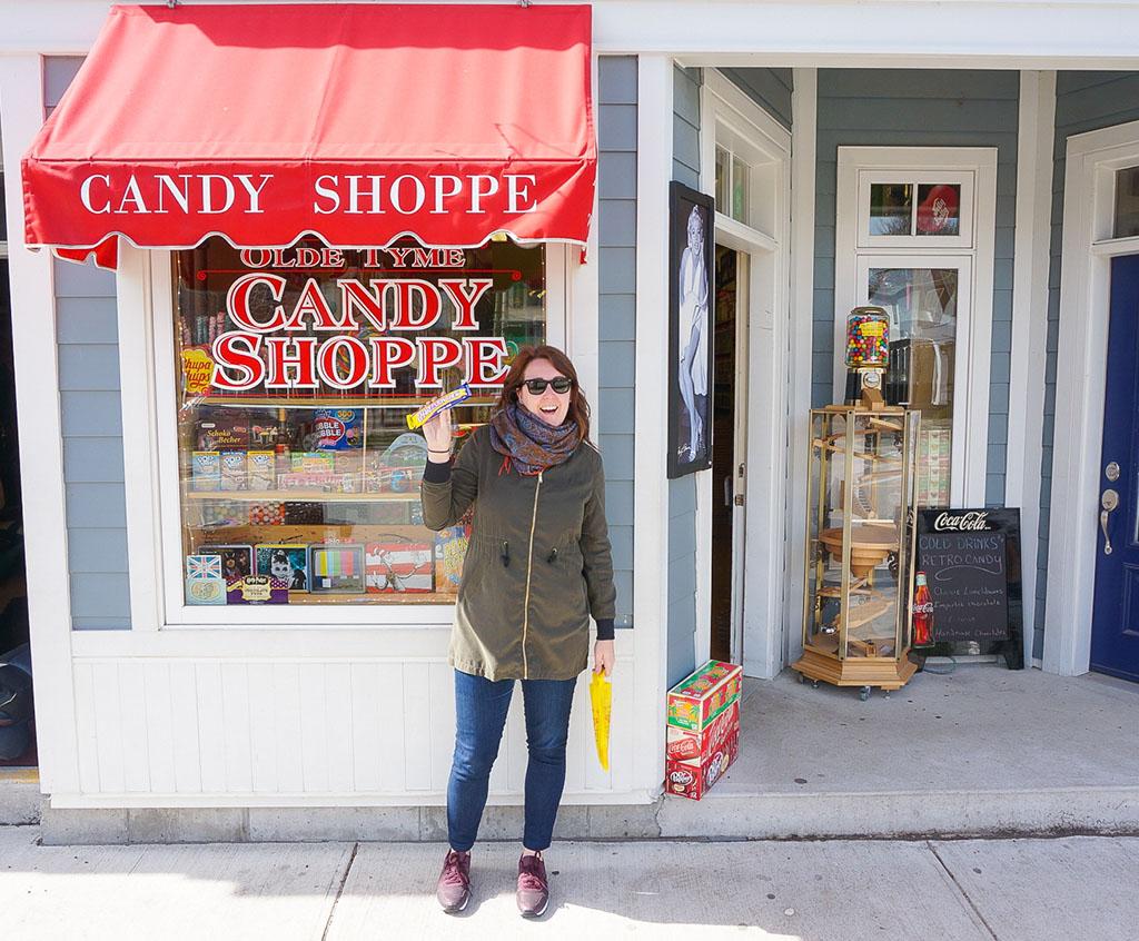 Candy Shop in Niagara-on-the-Lake