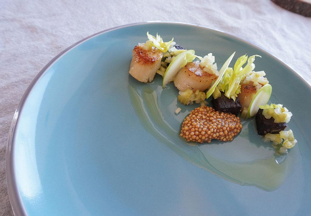 Dinner at FORK | Witless Bay