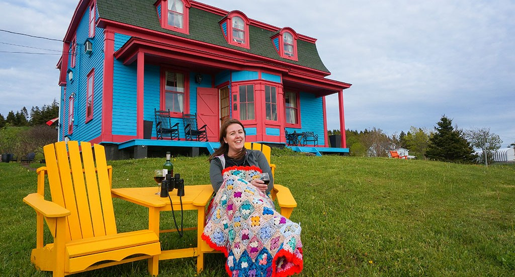 The Inn Thing: George House Heritage Bed and Breakfast in Dildo, Newfoundland