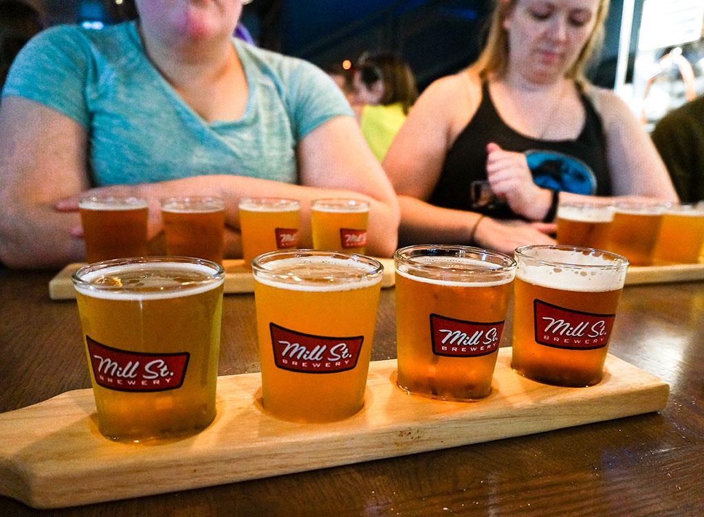 St. John's Beer Tours Mill Street Beers