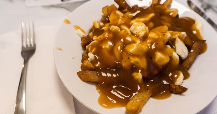 The search for the original poutine in Quebec