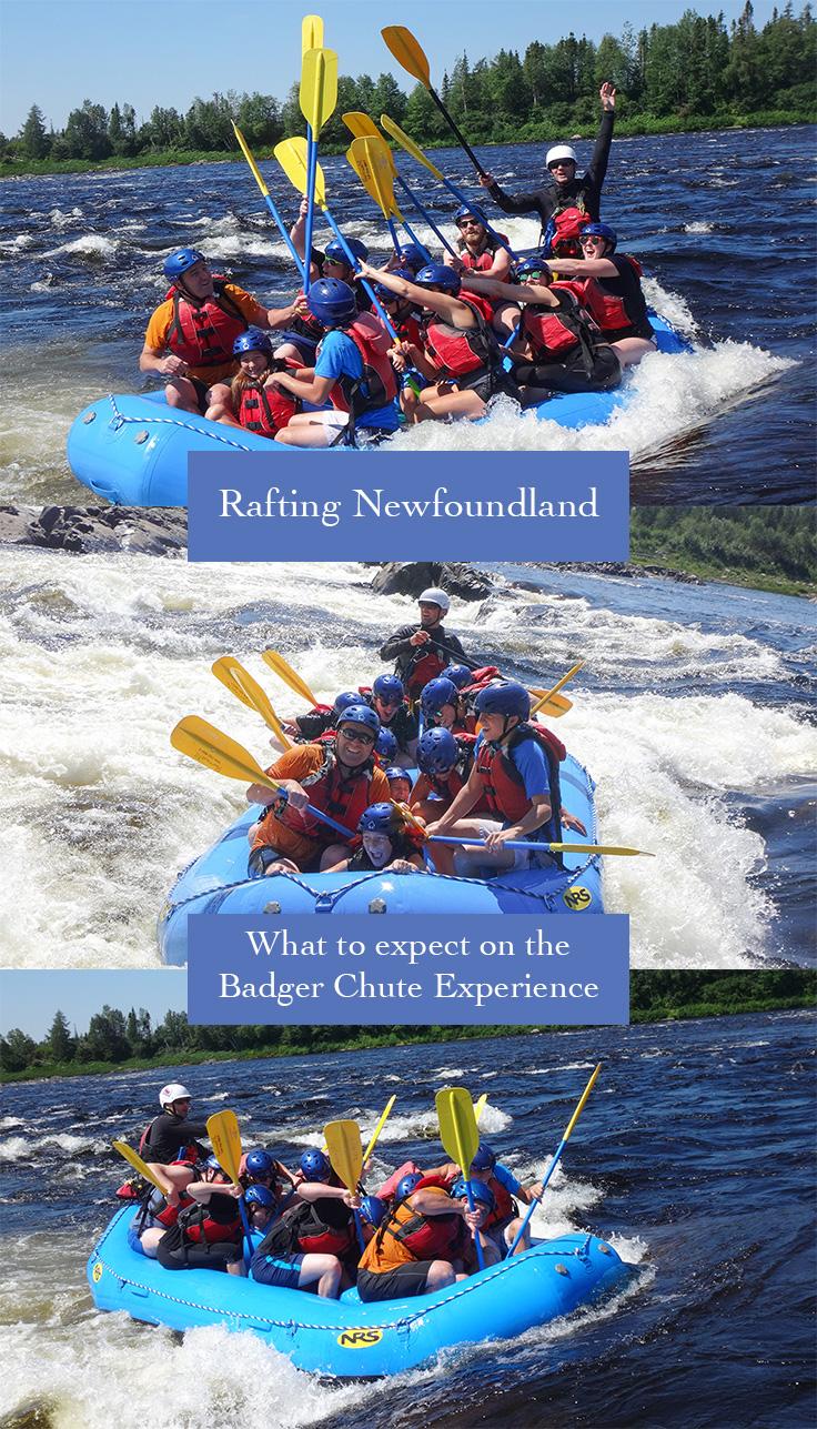 Rafting Newfoundland Pinterest