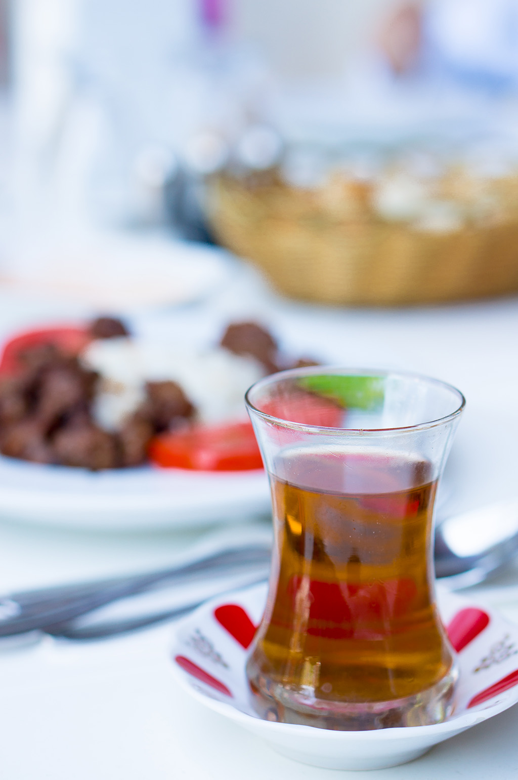 Turkish Foods Tea.The Food Girl in Town