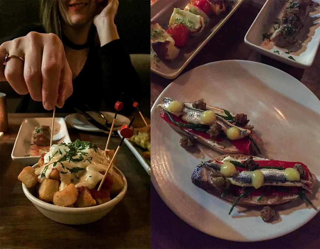 Bar Laurel.The Food Girl in Town.Ottawa Restaurants