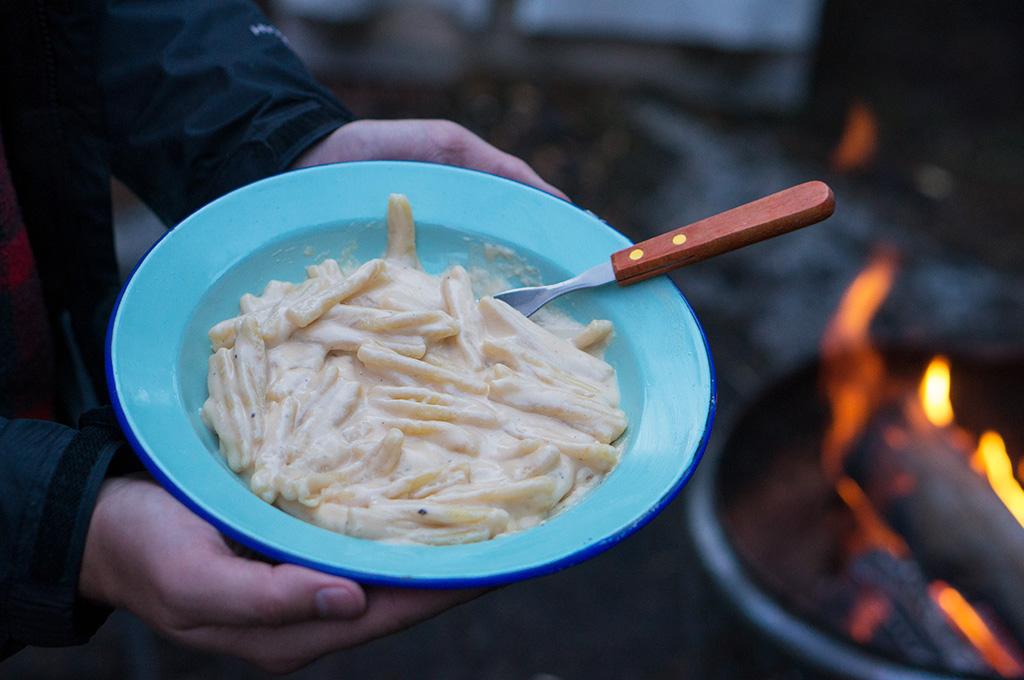 Simple Bites Macaroni Glamping in Newfoundland
