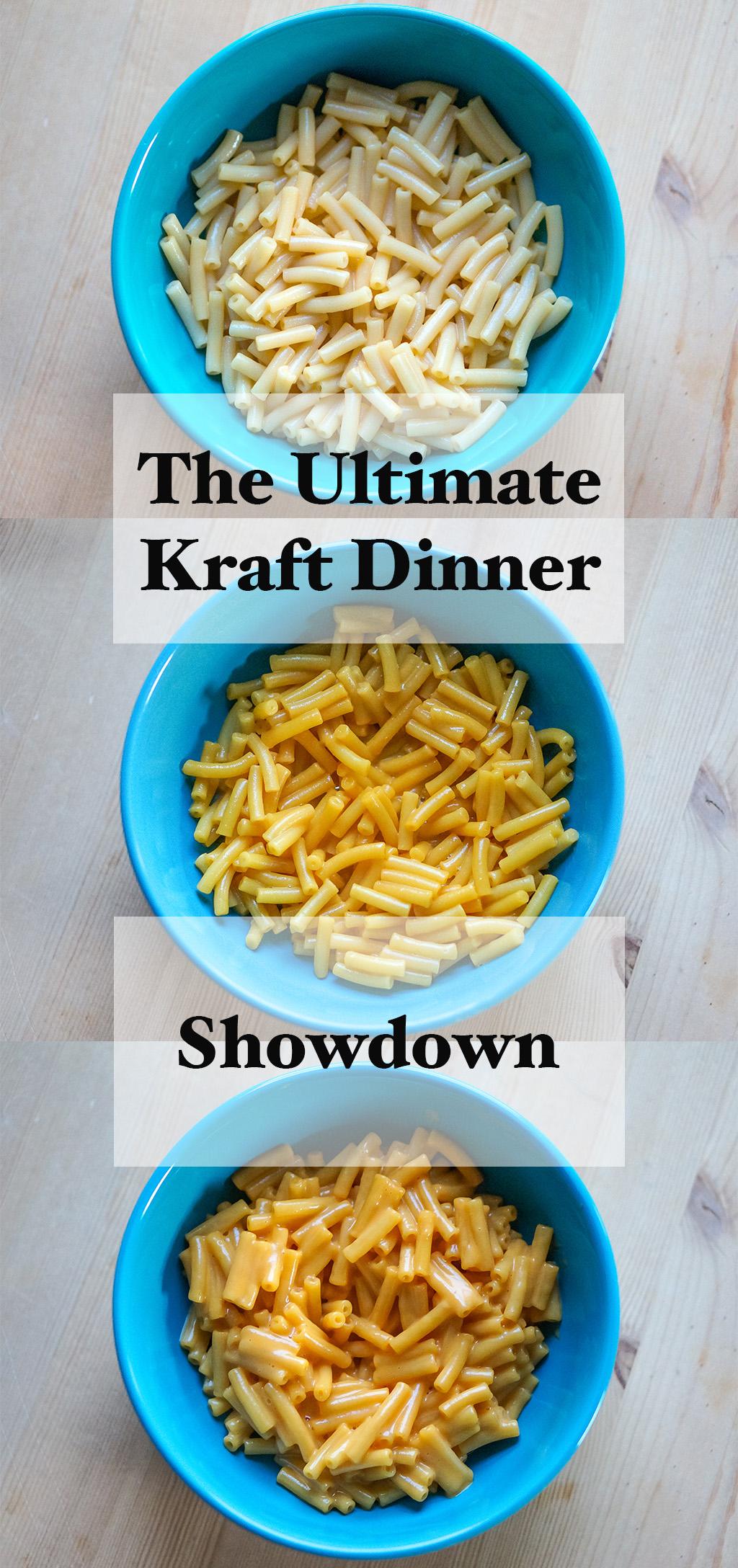 Kraft Dinner Pinterest