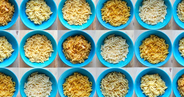 The History of Kraft Dinner + a KD showdown