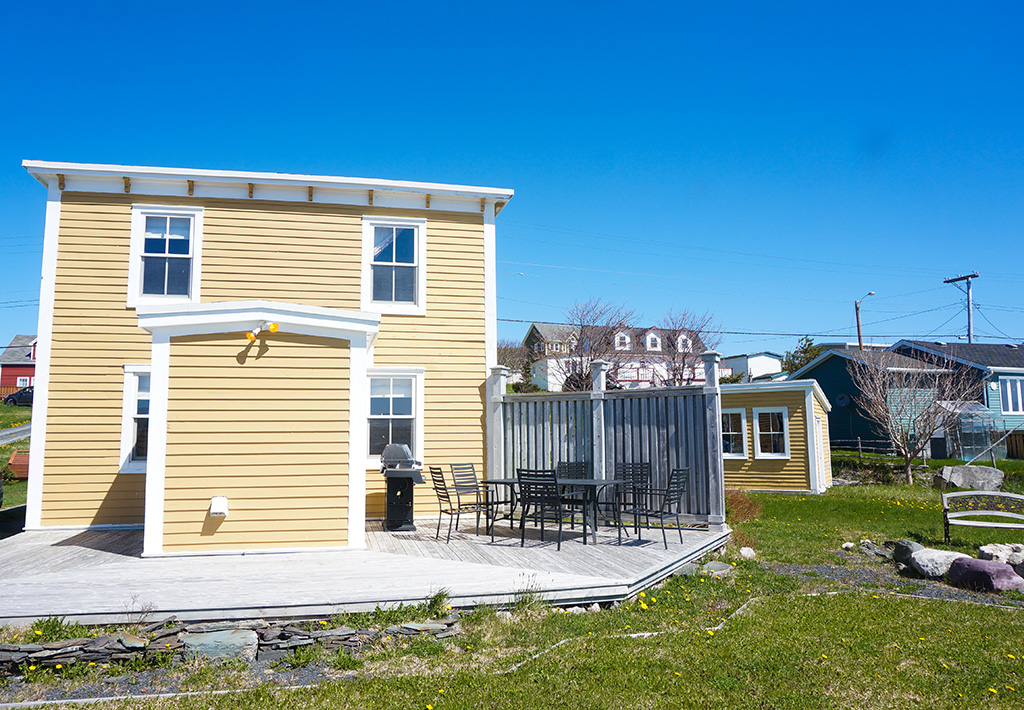Witless Bay Airbnb. The Food Girl in Town 13