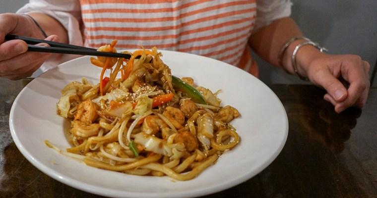 Lunch at Noodle Nami   St. John's