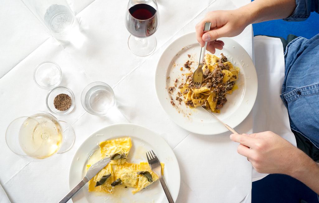River Cafe Ravioli Best Restaurants in London