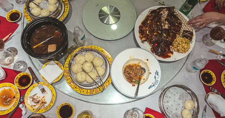 Goubuli restaurant in Tianjin: a bao history lesson