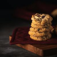 (Eggless) Chocolate-Chip Cookies