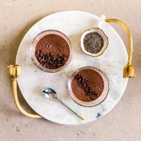 Recipe: Peanut Butter & Chocolate Chia Pudding