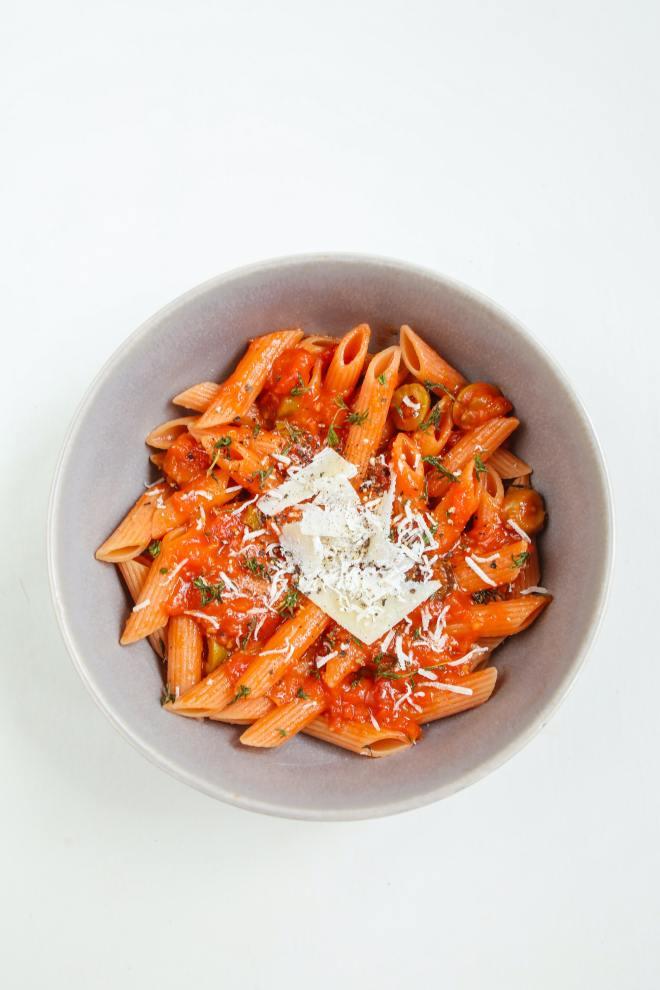 creamy tomato pasta recipe