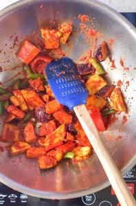 thai red curry vegan